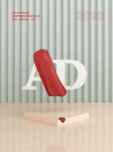 AD company 2020 Profilkläder Presentreklam