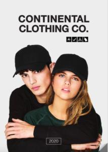 Continental Clothing 2020 Eko Organisk Fair wear Profilkläder