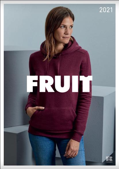 Fruit profilkläder 2021